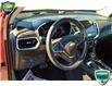2018 Chevrolet Equinox Premier (Stk: 181771X) in Grimsby - Image 12 of 20