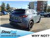 2021 Mazda CX-5 Kuro Edition (Stk: N6468) in Calgary - Image 2 of 4