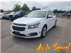 2016 Chevrolet Cruze Limited 1LT (Stk: 101039) in London - Image 1 of 16
