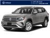 2021 Volkswagen Atlas 3.6 FSI Highline (Stk: A210196) in Laval - Image 1 of 9