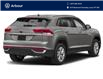 2021 Volkswagen Atlas Cross Sport 2.0 TSI Highline (Stk: A210314) in Laval - Image 3 of 9