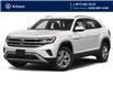 2021 Volkswagen Atlas Cross Sport 3.6 FSI Comfortline (Stk: A210585) in Laval - Image 1 of 9