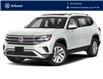 2021 Volkswagen Atlas 3.6 FSI Highline (Stk: A210737) in Laval - Image 1 of 9