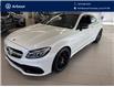2018 Mercedes-Benz AMG C 63 S (Stk: U0582B) in Laval - Image 1 of 23