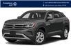2021 Volkswagen Atlas Cross Sport 2.0 TSI Highline (Stk: N210252) in Laval - Image 1 of 9