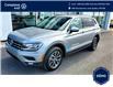 2021 Volkswagen Tiguan Comfortline (Stk: N210337) in Laval - Image 1 of 18