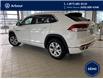 2021 Volkswagen Atlas Cross Sport 2.0 TSI Execline (Stk: A210155) in Laval - Image 6 of 23