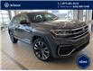 2021 Volkswagen Atlas Cross Sport 3.6 FSI Execline (Stk: A210174) in Laval - Image 1 of 20