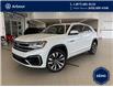 2021 Volkswagen Atlas Cross Sport 3.6 FSI Execline (Stk: A210343) in Laval - Image 1 of 20