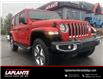 2021 Jeep Wrangler Unlimited Sahara (Stk: P21-16) in Embrun - Image 1 of 20