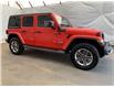 2018 Jeep Wrangler Unlimited Sahara (Stk: 2113772) in Thunder Bay - Image 1 of 25