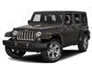 2018 Jeep Wrangler JK Unlimited Sahara (Stk: U2438) in Thunder Bay - Image 1 of 9