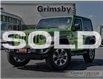 2019 Jeep Wrangler Sport (Stk: U5242) in Grimsby - Image 1 of 32