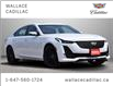 2021 Cadillac CT5 4dr Sdn Premium Luxury (Stk: 109056D) in Milton - Image 1 of 26