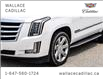 2016 Cadillac Escalade 4WD Luxury Collection, HEATED AND VENT SEATS, NAV, (Stk: PR5461) in Milton - Image 11 of 30