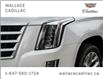 2018 Cadillac Escalade 4WD Premium Lux, ENT PKG, HTD STEERING, NAV, ROOF (Stk: 399481A) in Milton - Image 8 of 28