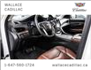 2018 Cadillac Escalade 4WD Premium Lux, ENT PKG, HTD STEERING, NAV, ROOF (Stk: 399481A) in Milton - Image 10 of 28