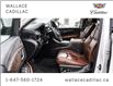 2018 Cadillac Escalade 4WD Premium Lux, ENT PKG, HTD STEERING, NAV, ROOF (Stk: 399481A) in Milton - Image 11 of 28