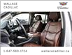2018 Cadillac Escalade 4WD Premium Lux, ENT PKG, HTD STEERING, NAV, ROOF (Stk: 399481A) in Milton - Image 12 of 28