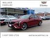 2021 Cadillac CT4 Sport DEMO NAV AND BOSE PKG (Stk: 114325D) in Milton - Image 1 of 22