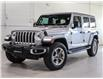 2018 Jeep Wrangler Unlimited Sahara (Stk: 21T015A) in Kingston - Image 1 of 30