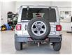 2018 Jeep Wrangler Unlimited Sahara (Stk: 21T015A) in Kingston - Image 4 of 30