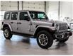 2018 Jeep Wrangler Unlimited Sahara (Stk: 21T015A) in Kingston - Image 5 of 30
