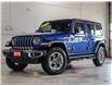 2018 Jeep Wrangler Unlimited Sahara (Stk: 21J067A) in Kingston - Image 1 of 28