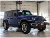 2018 Jeep Wrangler Unlimited Sahara (Stk: 21J067A) in Kingston - Image 5 of 28