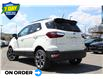 2020 Ford EcoSport SES (Stk: 200745) in Hamilton - Image 4 of 20