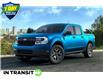 2022 Ford Maverick XL Blue