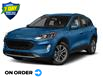 2021 Ford Escape SEL Blue