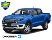 2021 Ford Ranger Lariat (Stk: W0758) in Barrie - Image 1 of 9