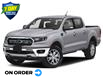 2021 Ford Ranger Lariat (Stk: W0887) in Barrie - Image 1 of 9