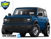2021 Ford Bronco Big Bend Blue