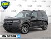 2021 Ford Bronco Sport Big Bend Black