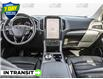 2021 Ford Edge SEL (Stk: DD014) in Sault Ste. Marie - Image 22 of 23
