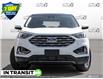 2021 Ford Edge SEL White