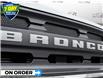 2021 Ford Bronco Sport Big Bend (Stk: BD030) in Sault Ste. Marie - Image 9 of 23