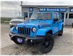 2017 Jeep Wrangler Unlimited Sahara (Stk: 21132A) in Keswick - Image 1 of 29