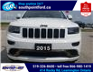 2015 Jeep Grand Cherokee Overland (Stk: S10672B) in Leamington - Image 2 of 32