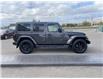 2020 Jeep Wrangler Unlimited Sahara (Stk: 210843A) in Cochrane - Image 6 of 19