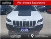 2020 Jeep Cherokee Trailhawk (Stk: U04878) in Chatham - Image 8 of 23