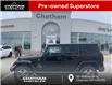 2018 Jeep Wrangler JK Unlimited Sahara (Stk: N05048AA) in Chatham - Image 2 of 22