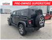 2018 Jeep Wrangler JK Unlimited Sahara (Stk: N05048AA) in Chatham - Image 3 of 22