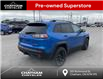 2021 Jeep Cherokee Trailhawk (Stk: U04839A) in Chatham - Image 5 of 26