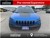 2021 Jeep Cherokee Trailhawk (Stk: U04839A) in Chatham - Image 8 of 26