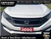 2020 Honda Civic EX (Stk: R02681) in Tilbury - Image 9 of 21