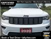 2020 Jeep Grand Cherokee Laredo (Stk: 00728A) in Tilbury - Image 9 of 20