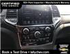 2020 Jeep Grand Cherokee Laredo (Stk: 00728A) in Tilbury - Image 17 of 20